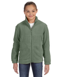 Dill Youth 8 oz. Full-Zip Fleece