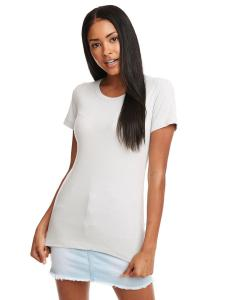 White Ladies' Ideal T-Shirt