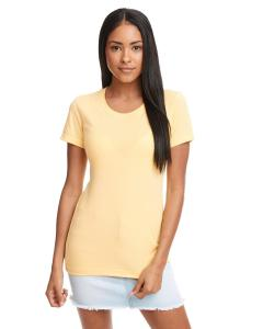 Banana Cream Ladies' Ideal T-Shirt