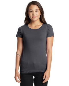 Dark Gray Ladies' Ideal T-Shirt