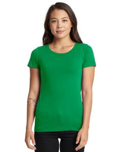 Kelly Green Ladies' Ideal T-Shirt