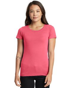 Hot Pink Ladies' Ideal T-Shirt