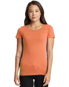 Light Orange Ladies' Ideal T-Shirt