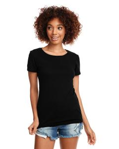 Black Ladies' Ideal T-Shirt