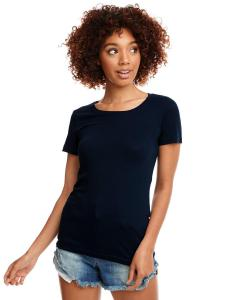 Midnight Navy Ladies' Ideal T-Shirt