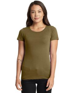 Military Green Ladies' Ideal T-Shirt