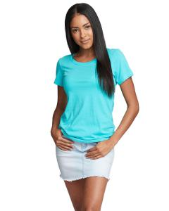 Tahiti Blue Ladies' Ideal T-Shirt