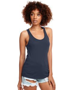 Indigo Ladies Ideal Racerback Tank
