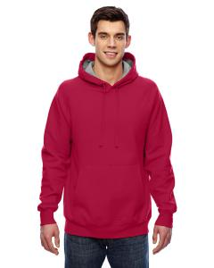 Deep Red 7.2 oz. Nano Pullover Hood