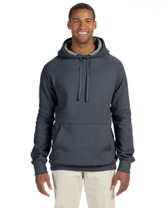 Charcoal Heather 7.2 oz. Nano Pullover Hood