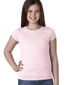 Light Pink Youth Princess Tee