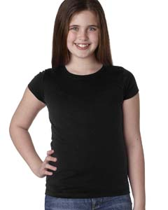 Black Youth Princess Tee