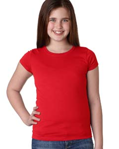 Red Youth Princess Tee