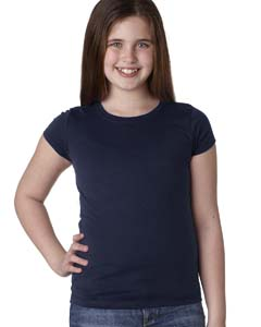Midnight Navy Youth Princess Tee
