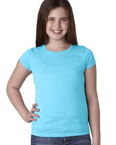 Tahiti Blue Youth Princess Tee