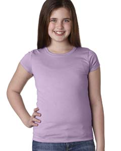 Lilac Youth Princess Tee
