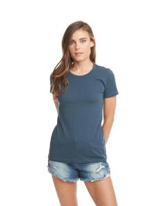 Indigo Ladies Boyfriend Tee