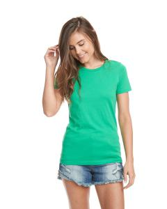 Kelly Green Ladies Boyfriend Tee