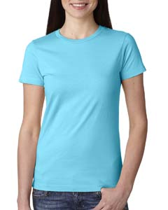 Tahiti Blue Ladies Boyfriend Tee