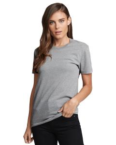 Dark Hthr Gray Men's Premium Fitted CVC Crew Tee
