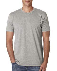 Silk Men's Premium Fitted CVC Crew Tee