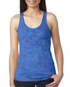 Royal Ladies' Burnout Racerback Tank