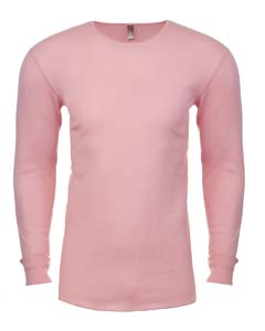 Light Pink Men's Blended Tee