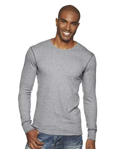 Heather Gray Men's Blended Tee