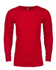 Red Men's Blended Tee