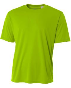 Lime Youth Cooling Performance T-Shirt