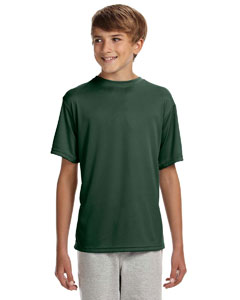 Forest Youth Cooling Performance T-Shirt