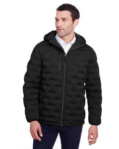 Black/ Carbon Men's Loft Puffer Jacket