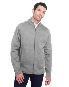 Lt Hthr/ Carbon Men's Flux 2.0 Full-Zip Jacket