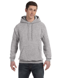 Light Steel Unisex 7.8 oz. EcoSmart® 50/50 Pullover Hood