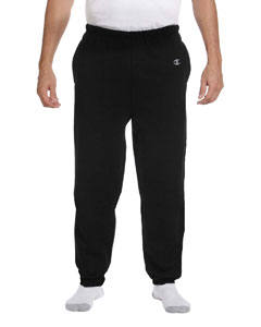 Black 9.7 oz., 90/10 Cotton Max Sweatpants