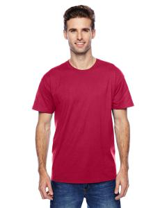 Deep Red Unisex 4.5 oz. X-Temp® Performance T-Shirt