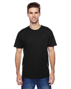 Black Unisex 4.5 oz. X-Temp® Performance T-Shirt
