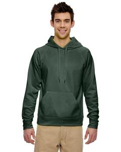 Forest Green Adult 6 oz. DRI-POWER® SPORT Hooded Sweatshirt
