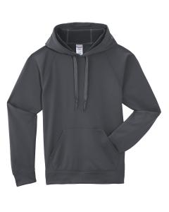 Stealth Adult 6 oz. DRI-POWER® SPORT Hooded Sweatshirt