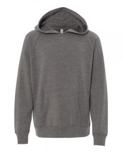Nickel Youth Special Blend Raglan Hooded Sweatshirt