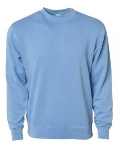 Pigment Light Blue Unisex Heavyweight Pigment-Dyed Sweatshirt