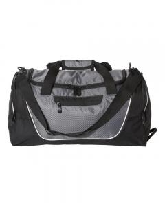 Dark Grey/ Black 34L Duffel Bag