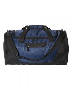 Navy/ Black 34L Duffel Bag