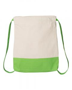 Natural/ Lime 8L Sport Backpack