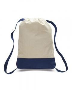 Natural/ Navy 8L Sport Backpack