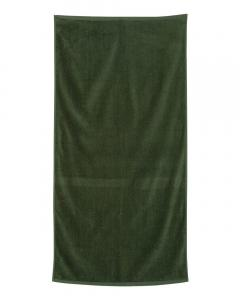 Forest Velour Beach Towel