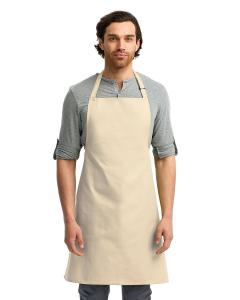 Natural Colors Sustainable Bib Apron