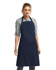 Navy Colors Sustainable Bib Apron