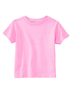 Pink Toddler Cotton Jersey T-Shirt