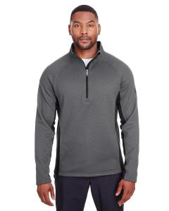 Polar/ Black Mens Constant Half-Zip Sweater